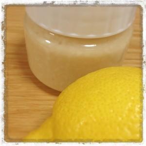 レモン塩麹_材料