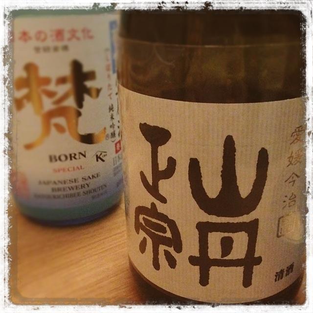 日本酒_山丹正宗