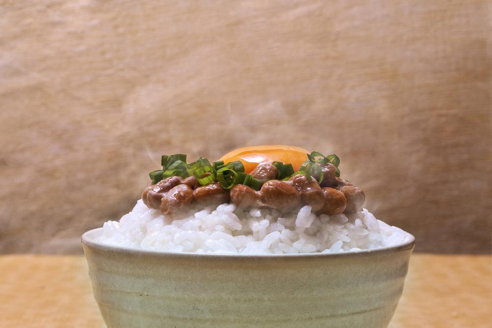 納豆_ご飯