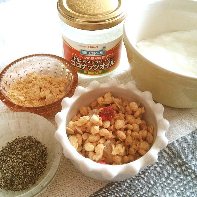 ココナッツオイルヨーグルト_みんなの発酵レシピ