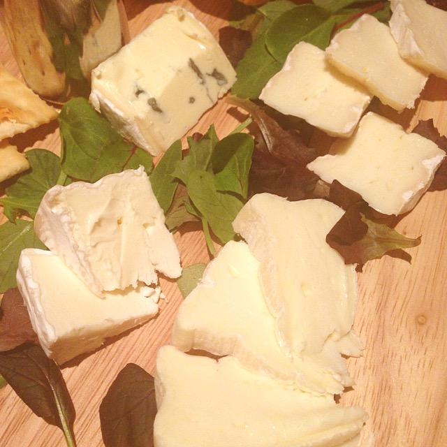チーズ4種の盛り合わせ