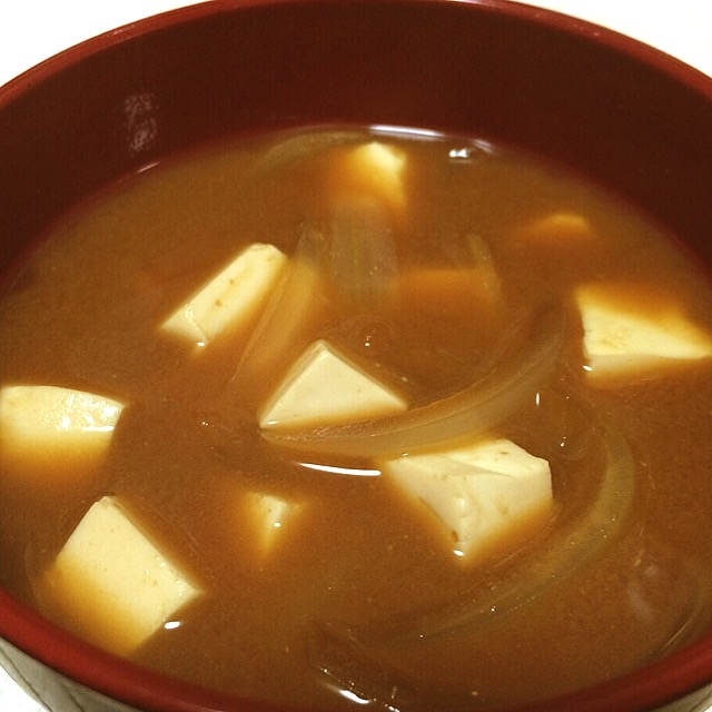 赤味噌こっくりみそ汁_みんなの発酵レシピ