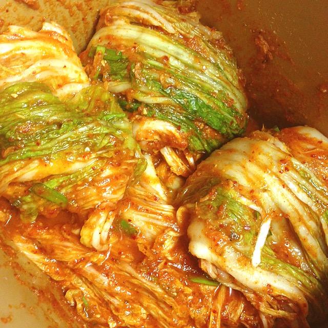 人気焼肉店の本格韓国キムチ