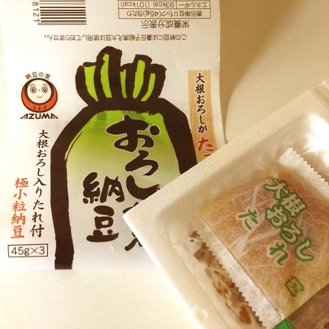 おろし納豆_納豆アンケート