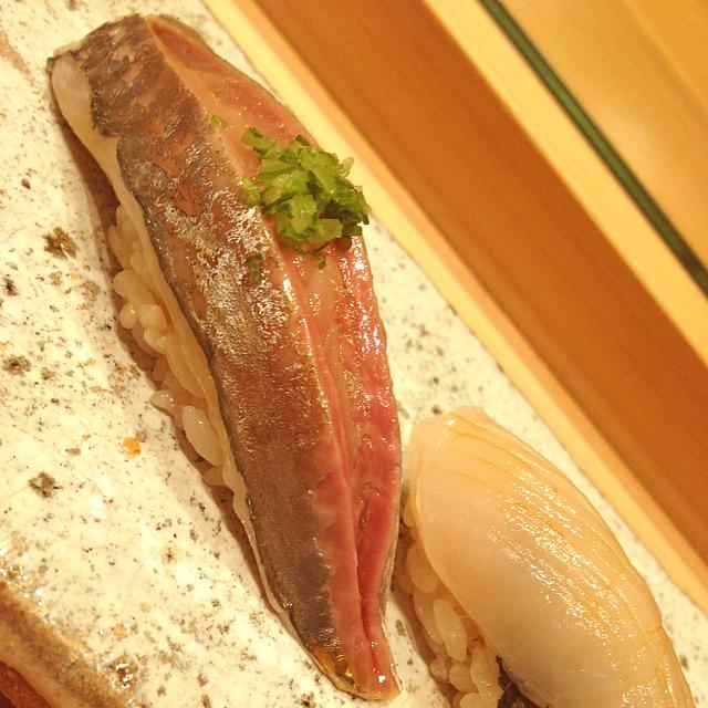 豪華寿司ランチ_いわし