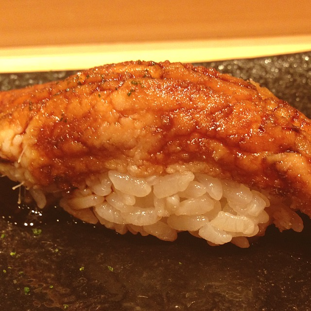 豪華寿司ランチ_あなご