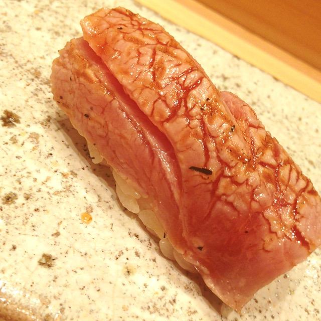 豪華寿司ランチ_炙り