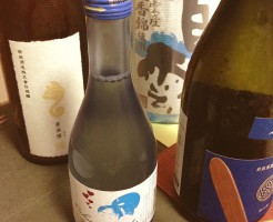 ご当地の日本酒
