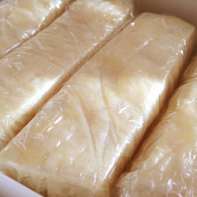手作り発酵豆腐